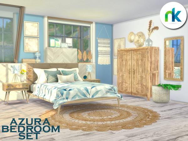 Nikadema Azura Bedroom by nikadema at TSR image 4810 Sims 4 Updates