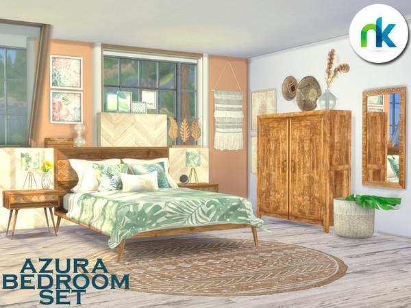 Nikadema Azura Bedroom by nikadema at TSR image 4910 Sims 4 Updates