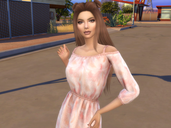 Cecilia Early by divaka45 at TSR image 5314 Sims 4 Updates