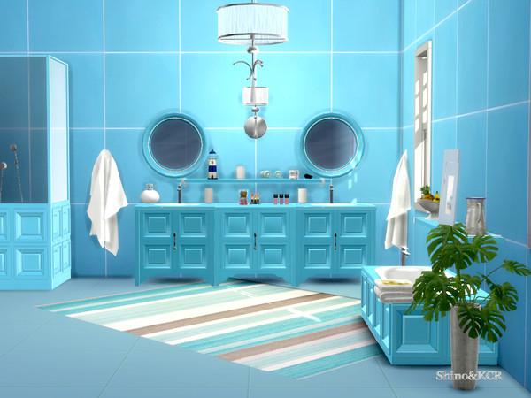 Bathroom Sara by ShinoKCR at TSR image 5321 Sims 4 Updates