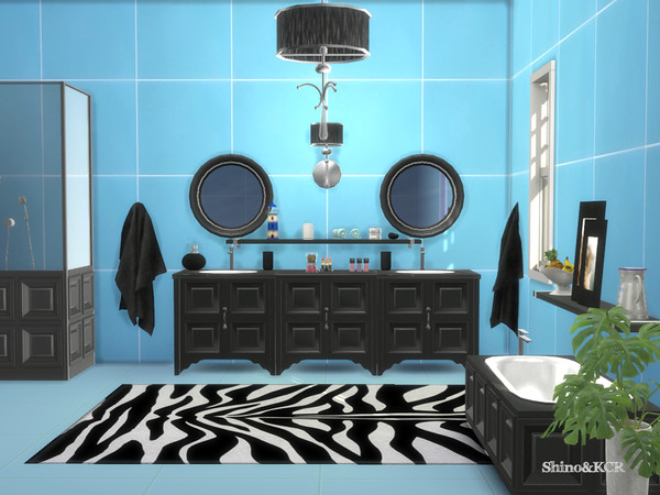 Bathroom Sara by ShinoKCR at TSR image 5421 Sims 4 Updates