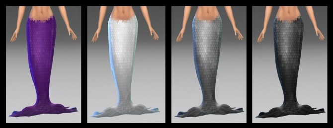 Mermaid/Merman Tail by NintendoLover13 at Mod The Sims image 5618 670x258 Sims 4 Updates
