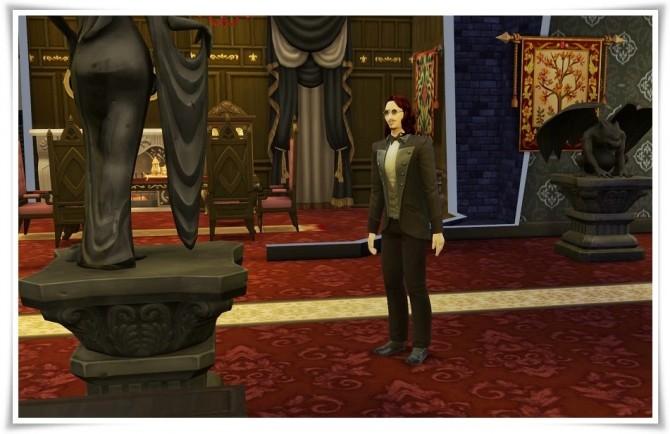 Sims 4 Gary Oldman as Dracula at Birksche's SimModels