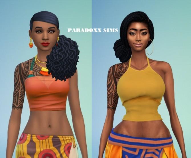 NALANI MAHI'AI at Paradoxx Sims image 5717 670x554 Sims 4 Updates