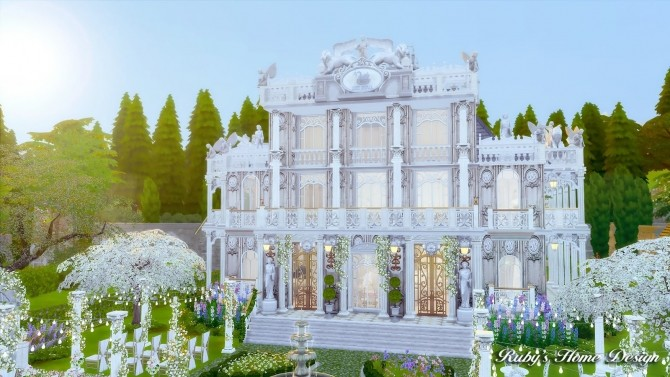 Von Haunt Estate Wedding Venue at Ruby's Home Design image 5731 670x377 Sims 4 Updates
