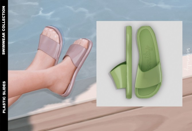 Sims 4 Swimwear Collection Part 1 at SERENITY