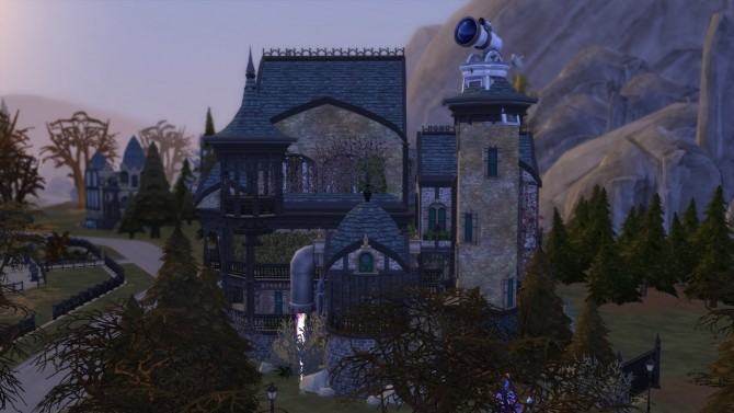 Sims 4 Hardware shop Vladislaus by EyeCandy at Mod The Sims