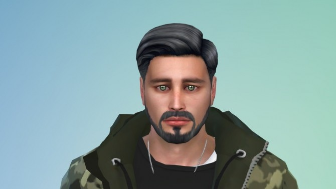 THE GLOW UP SERIES: GEORGE CAHILL at Paradoxx Sims image 596 670x377 Sims 4 Updates