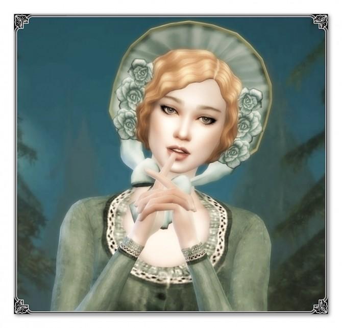 Sims 4 Mathilde by Cedric13 at L'univers de Nicole
