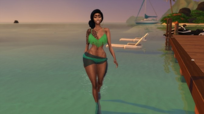 NALANI MAHI'AI at Paradoxx Sims image 6020 670x377 Sims 4 Updates