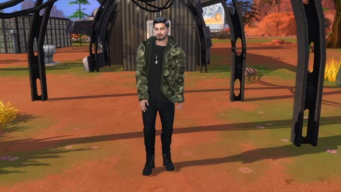 THE GLOW UP SERIES: GEORGE CAHILL at Paradoxx Sims image 606 670x377 Sims 4 Updates