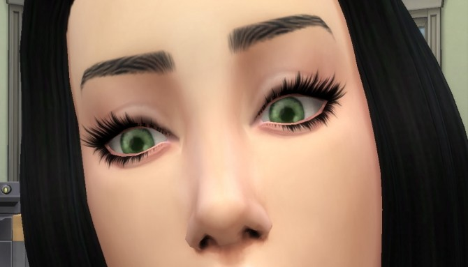 Sims 4 Non default Maxis Matchish eyes by Psychoradical at Mod The Sims