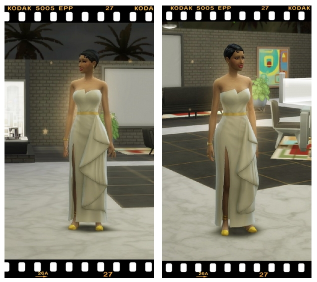 Sims 4 Josefine Baker at Birksche's SimModels