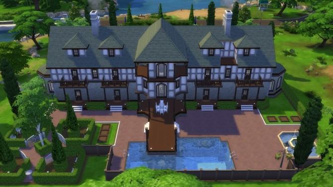 Sims 4 The Landgraab Estate by CarlDillynson at Mod The Sims