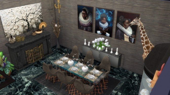 THE GLOW UP SERIES OLD PENELOPE House at Paradoxx Sims image 6912 670x377 Sims 4 Updates