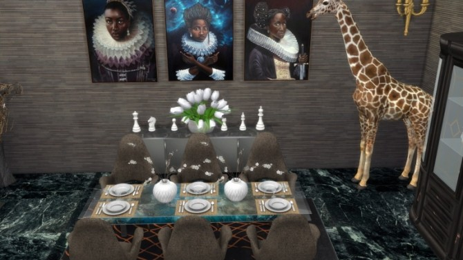 THE GLOW UP SERIES OLD PENELOPE House at Paradoxx Sims image 7013 670x377 Sims 4 Updates