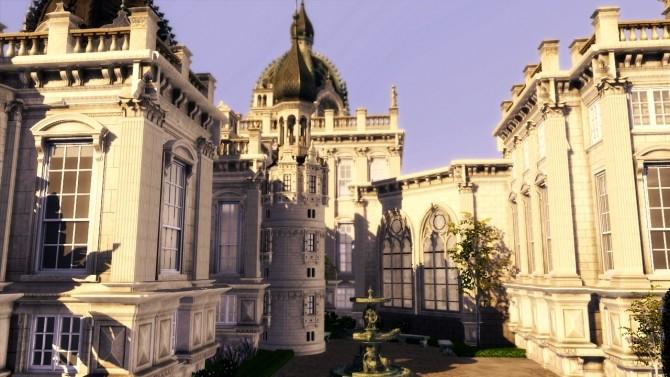 Sims 4 Castle Howard at dw62801