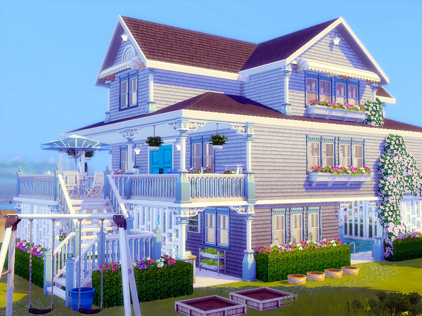 Camellia house Nocc by sharon337 at TSR image 7102 Sims 4 Updates
