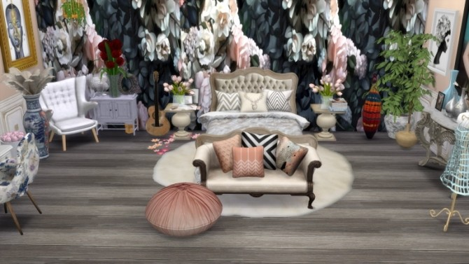 THE GLOW UP SERIES OLD PENELOPE House at Paradoxx Sims image 7214 670x377 Sims 4 Updates