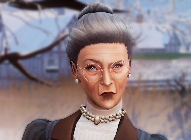 Sims 4 Margeau Cadieux at Miss Ruby Bird