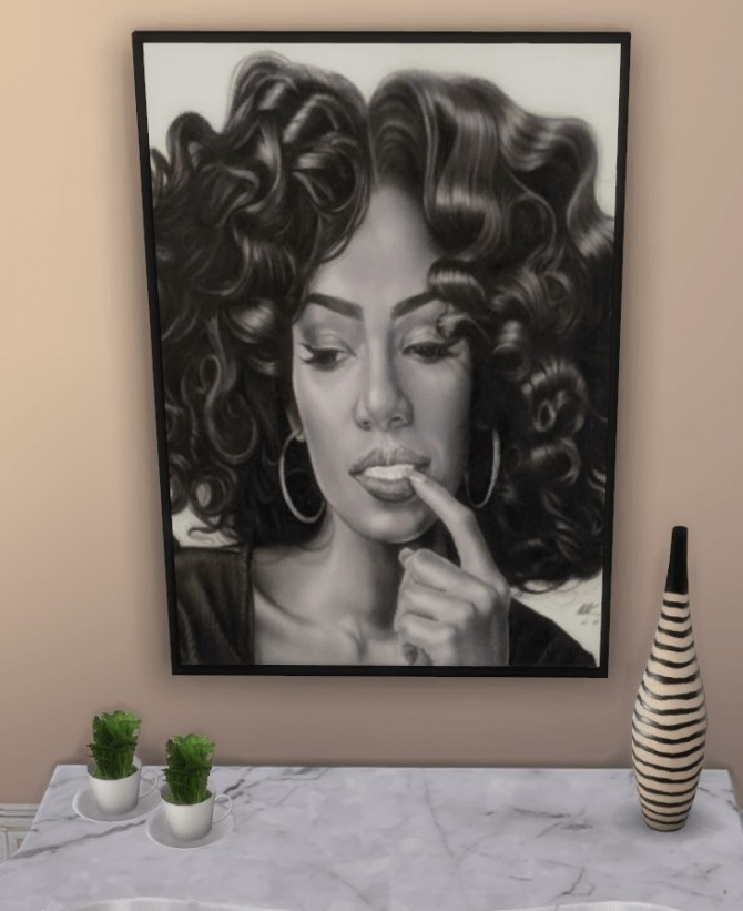 PORTRAITS OF BEAUTY at Paradoxx Sims image 749 670x821 Sims 4 Updates