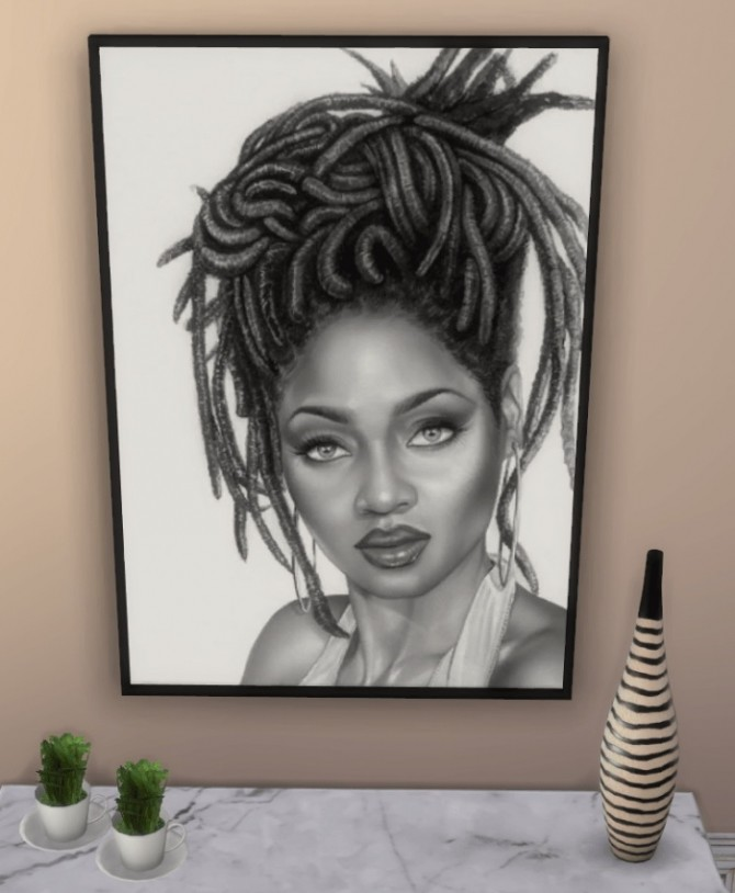 PORTRAITS OF BEAUTY at Paradoxx Sims image 7510 670x814 Sims 4 Updates