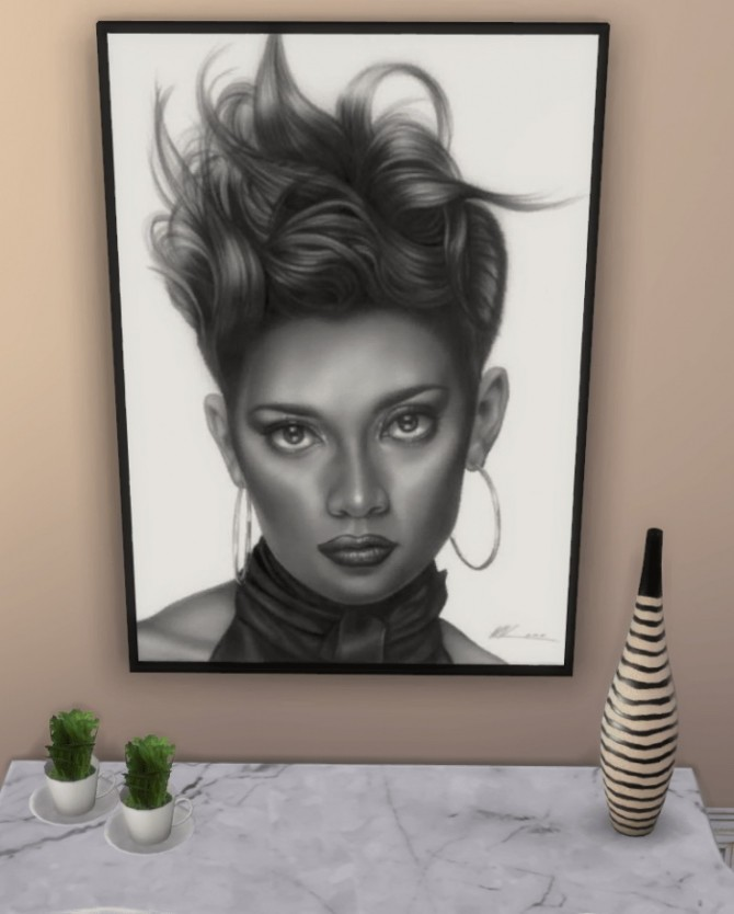 PORTRAITS OF BEAUTY at Paradoxx Sims image 7610 670x834 Sims 4 Updates