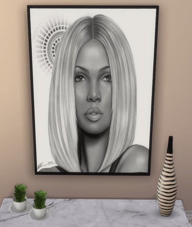 PORTRAITS OF BEAUTY at Paradoxx Sims image 7810 670x794 Sims 4 Updates