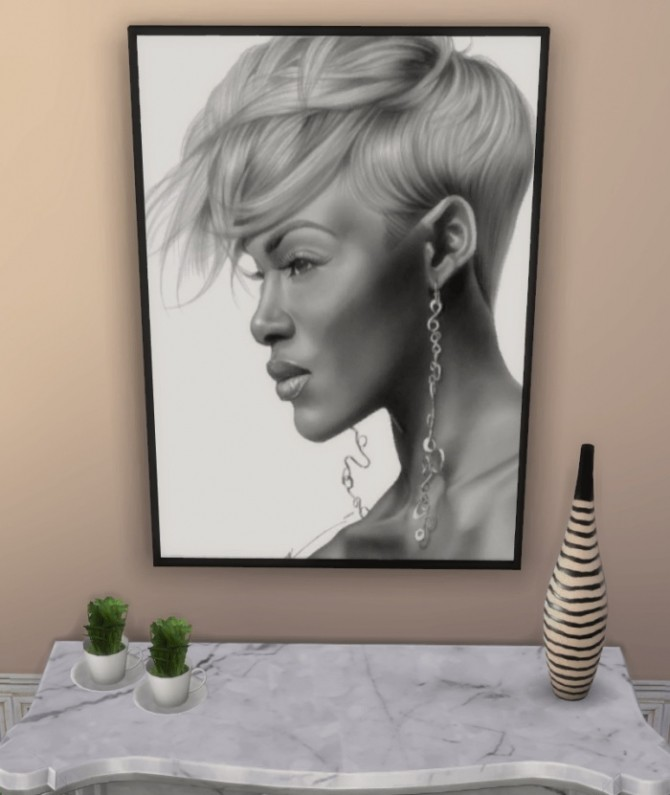 PORTRAITS OF BEAUTY at Paradoxx Sims image 7910 670x795 Sims 4 Updates