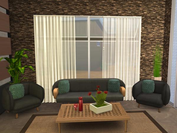 Sims 4 Ledgestone Walls I by neinahpets at TSR