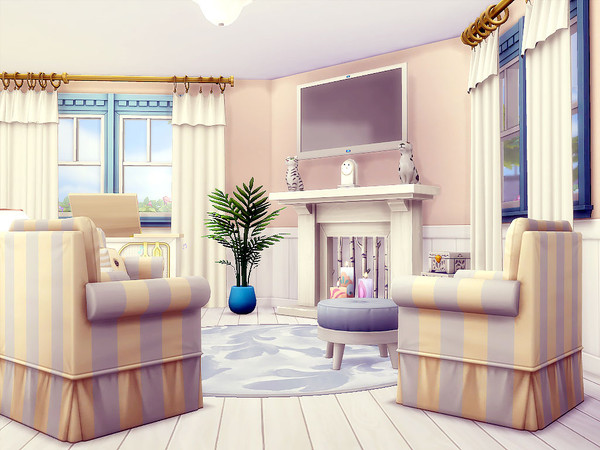 Camellia house Nocc by sharon337 at TSR image 8102 Sims 4 Updates