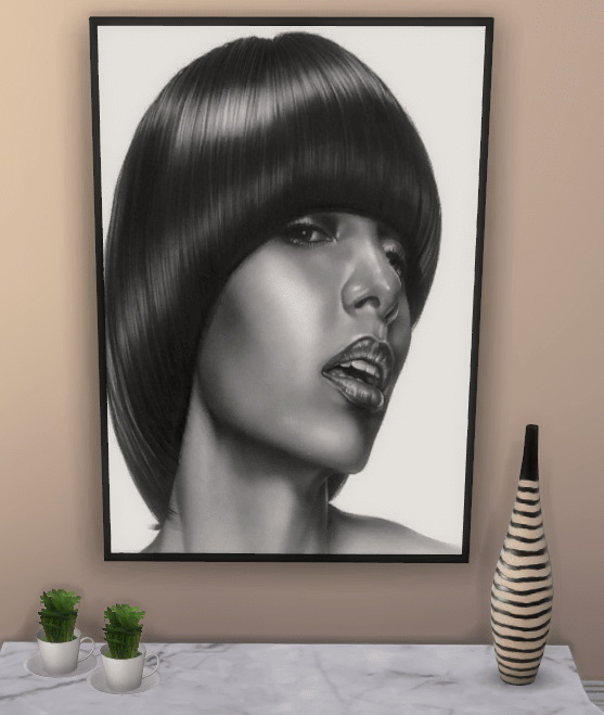 PORTRAITS OF BEAUTY at Paradoxx Sims image 8211 Sims 4 Updates