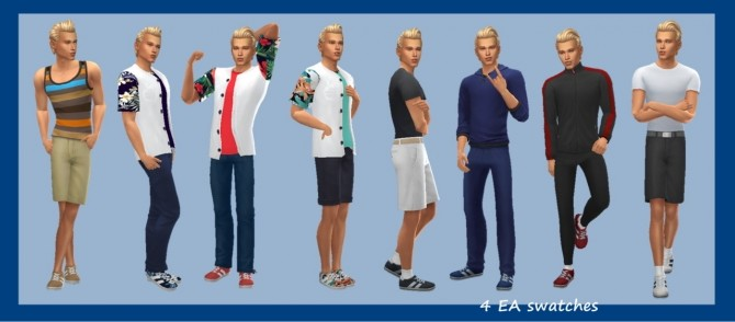BASE GAME LOW TOP SNEAKERS at Sims4Sue image 899 670x294 Sims 4 Updates
