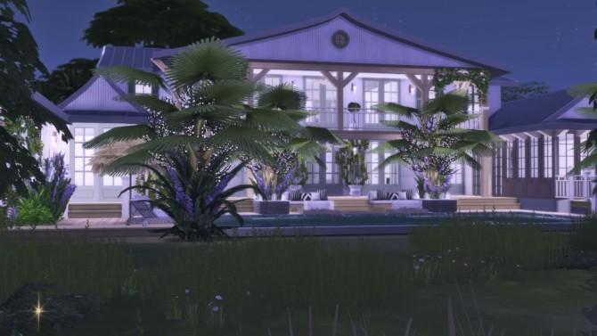 Cabana Beach House At The Huntington 187 Sims 4 Updates