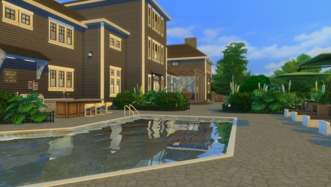 Legacy Home NO CC by wouterfan at Mod The Sims image 91 670x378 Sims 4 Updates