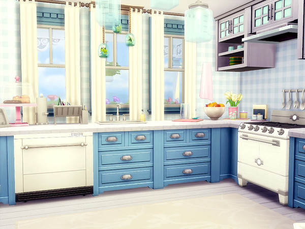 Sims 4 Camellia house Nocc by sharon337 at TSR