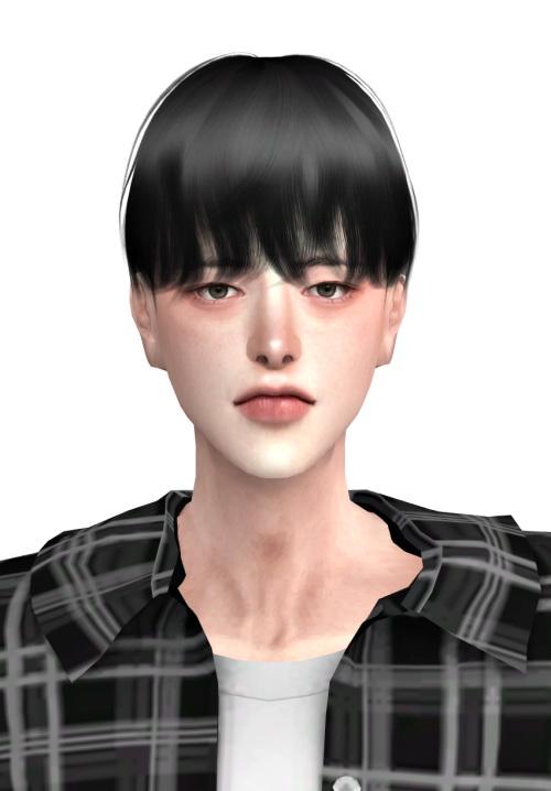 Sims 4 Usher Hair at Lemon Sims 4