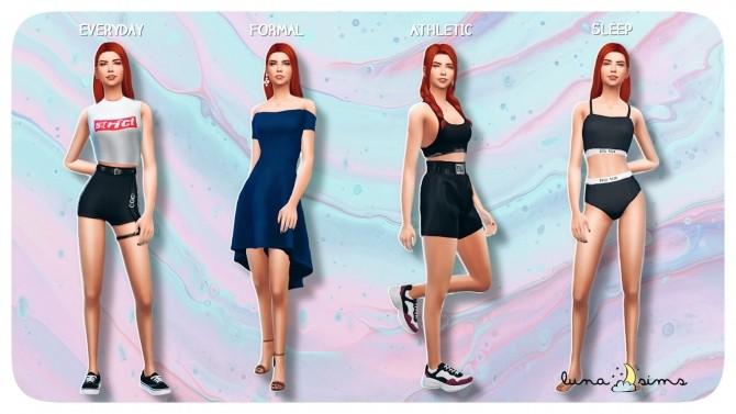 MORGAN FYRES at Luna Sims image 9410 670x377 Sims 4 Updates