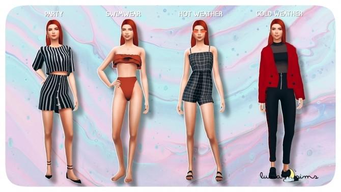MORGAN FYRES at Luna Sims image 9510 670x377 Sims 4 Updates