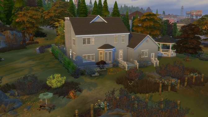 Untouched 1930s home by CLB at Mod The Sims image 9818 670x377 Sims 4 Updates
