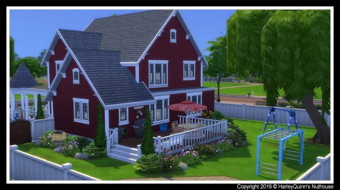 3184 Anitas Place at Harley Quinn's Nuthouse image 984 670x375 Sims 4 Updates