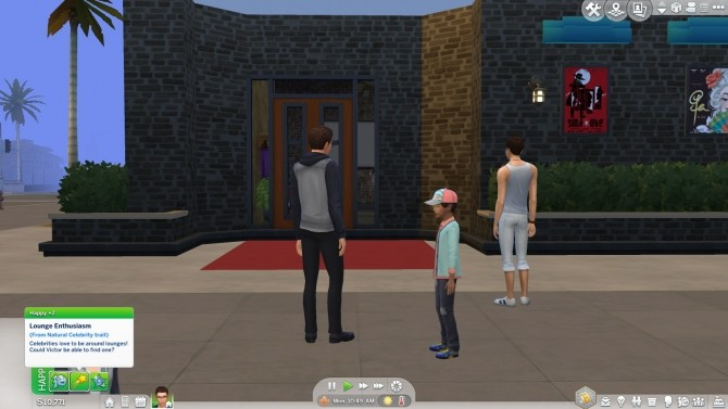Natural Celebrity Trait by GalaxyVic at Mod The Sims image 991 670x377 Sims 4 Updates