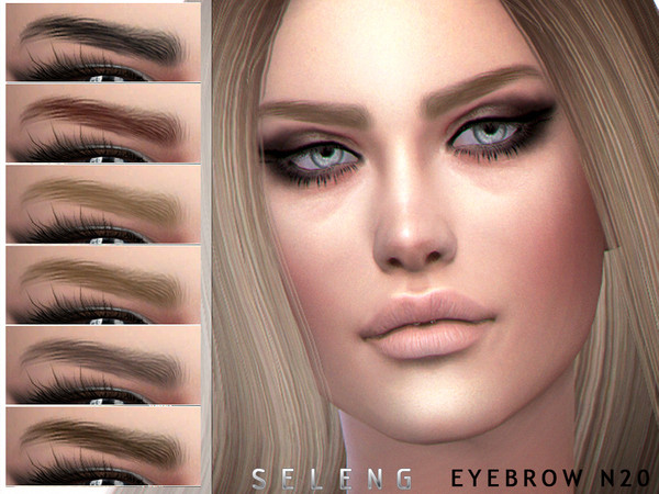 Trinh Hair 89 by TsminhSims at TSR image 9915 Sims 4 Updates