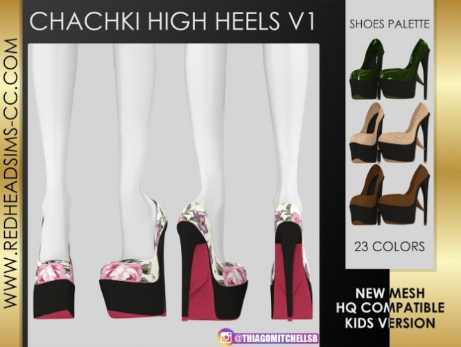 LumySims Dusk Shoes Sims 4 Downloads Sims CC Sims 4