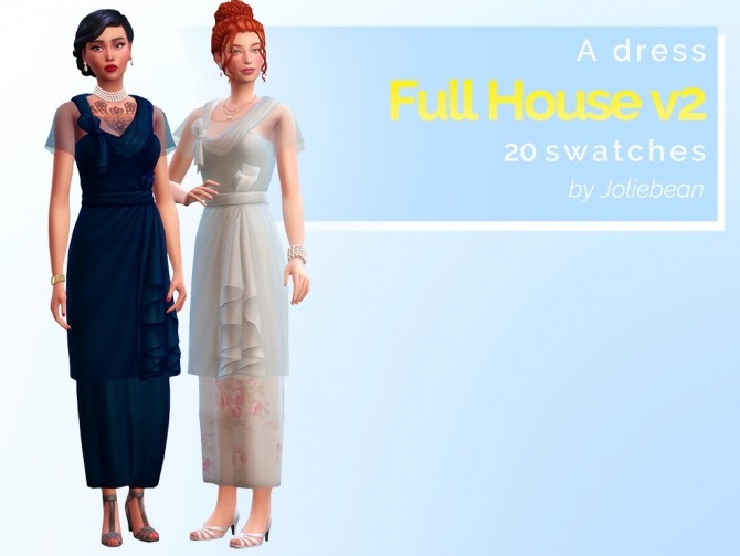 Out of Fashion historic set of clothes at Joliebean image 1066 670x503 Sims 4 Updates