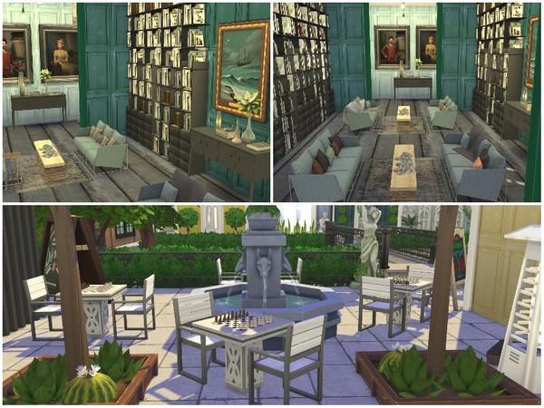 RAINBOW VILLAGE PART 3 by lotsbymanal at TSR image 1212 Sims 4 Updates