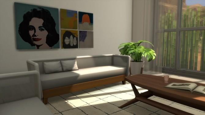 Sims 4 Now Im Found set at b5Studio