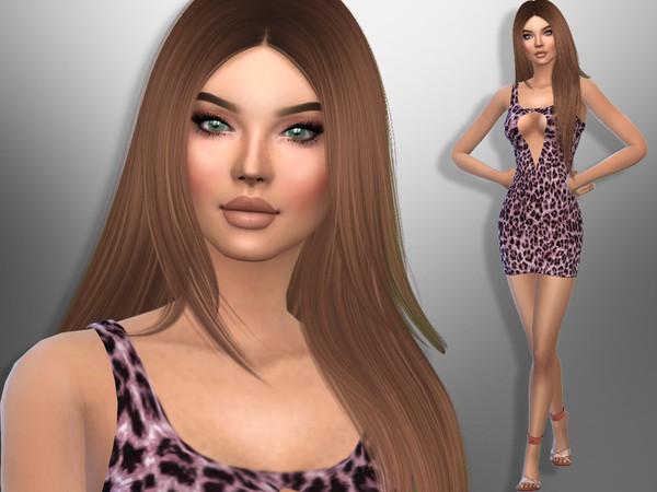 Sims 4 Cheryl Hadley by divaka45 at TSR