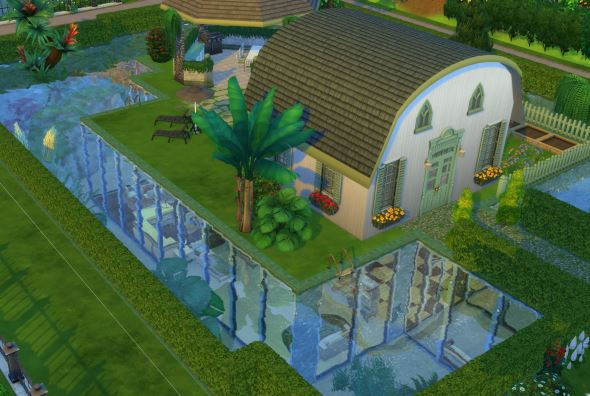 Nautic dream home by Blackbeauty583 at Beauty Sims image 1324 Sims 4 Updates