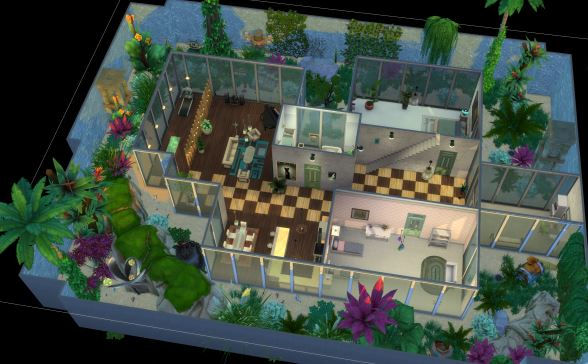 Nautic dream home by Blackbeauty583 at Beauty Sims image 1334 Sims 4 Updates